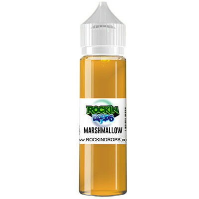 ROCKINDROPS Marshmallow Food Flavor Flavoring Concentrate TFA 10ml 30ml 50ml