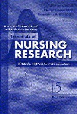 Essentials of Nursing Research : Instructor's Resource Manual and Testbank