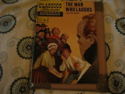 Classics Illustrated The Man Who Laughs Nos: 71