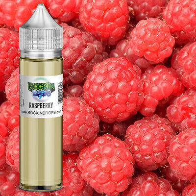 ROCKINDROPS Raspberry Food Flavor Flavoring Concentrate TFA 10ml 30ml 50ml