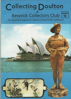 Collecting Doulton & Beswick Collectors Club Magazine issue 98 Feb 2006