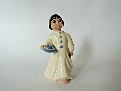 Ceramic Arts Studio Mid-Century Modern Pottery Figure of a Girl, Madison, WI
