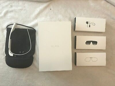 Google Glass Explorer Edition - Charcoal Mint!