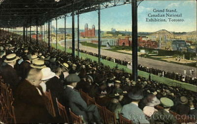Canada Toronto,ON Grand Stand,Canadian National Exhibition Ontario Postcard