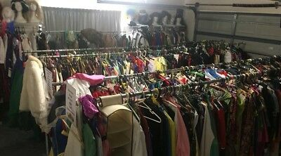 Costume Hire Business - Costumes, accessories and shop fittings. Relocatable
