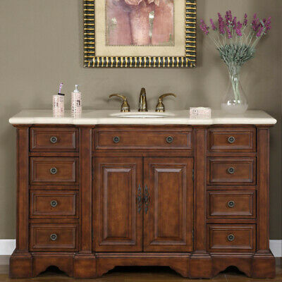 "Astoria Grand Trainor 58"" Single Bathroom Vanity Set"