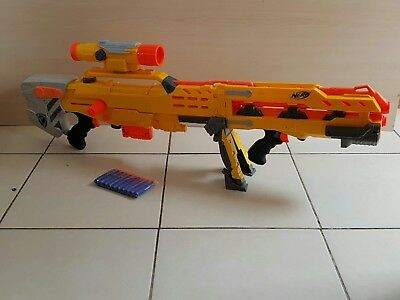 Nerf N-Strike Long Shot CS 6 Sniper Rifle With Scope