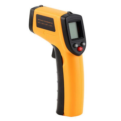 IR Laser GM300 Non-Contact LCD Digital Infrared Thermometer Temperature Gun ME