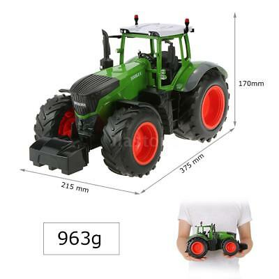 Original Double E E351-001 Remote Control 1/16 Farm Tractor RC Car P6E2