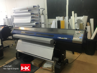 Roland XC 540 Soljet Pro 3 printer. New heads.Fab Condition. Lots recently spent