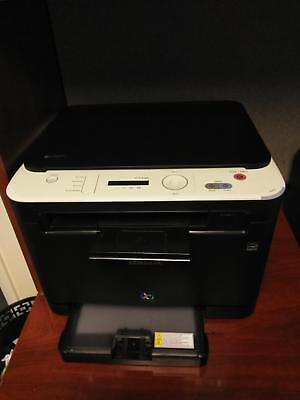 Samsung CLX 3185 Color Laser Scanner Printer and Copier 1 Day Handling
