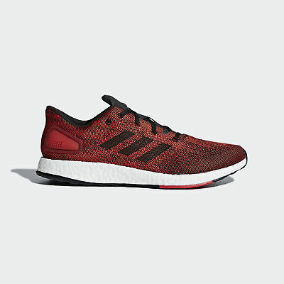 watch 396aa a417d ADIDAS PUREBOOST DPR RUNNING SHOES MEN S SIZE US10.5 RED BLACK BB6294 Ret   120