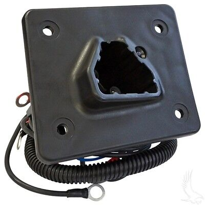 602529 48V Golf Cart Charger Receptacle For EZGO RXV TXT FREE SHIPPING