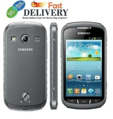 """USA! Samsung Galaxy Xcover 2 GT-S7710 Waterproof Smartphone 5MP 4"""" T-Mobile Grey"""