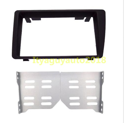 178*102 2DIN Radio Stereo Fascia Plate Panel Frame for Honda Civic 2001-2005 LHD