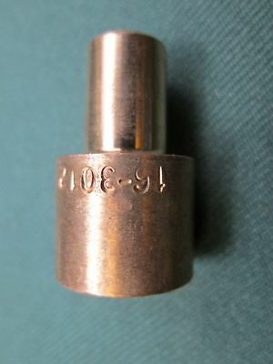 CMW #16-3012 Male Electrode for spot welding, (1)pc.