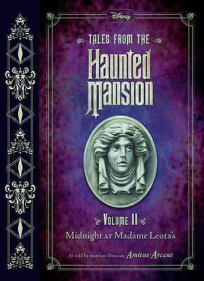 Tales from the Haunted Mansion: Volume II: Midnight at Madame Leota's HC - NEW!