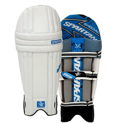 Spartan X Series Cricket Batting Pad Leg Guard/Protection Right Handed Boys Size