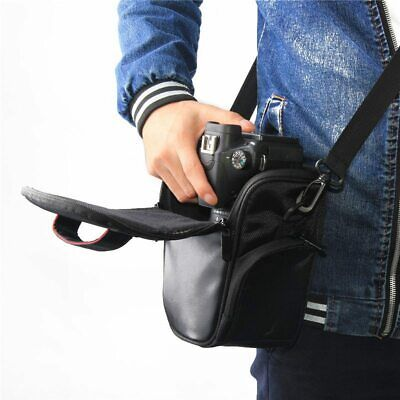 DSLR SLR Camera Shoulder Case Bag for Nikon Canon EOS Sony Waterproof Shockproof