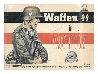 Waffen SS in Action - Combat Troops No. 3 by Norman Harms Paperback Book The