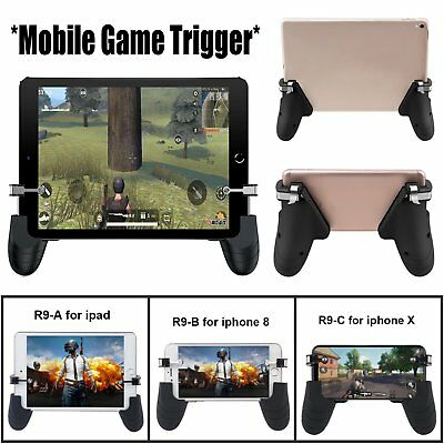 Mobile Game Trigger Fire Button L1R1 Shooter Controller Gamepad For iPhone PUBG
