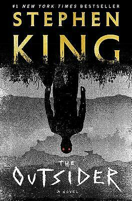 The Outsider  (ExLib) by Stephen King