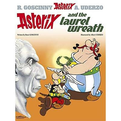 Asterix And The Laurel Wreath: An Asterix Adventure Goscinny, Rene/ Uderzo, Albe