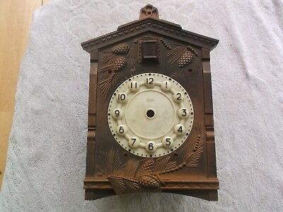 Majak Ussr Cuckoo Clock Case For Restoration Ref Cuk 5