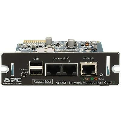 APC AP9631 UPS Network Management Card 2 - For Uninterruptible Power Supplies