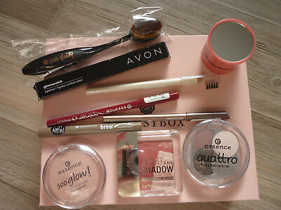 Kosmetik Paket Beauty Make-Up Glossybox Paket 10 Teile Neu
