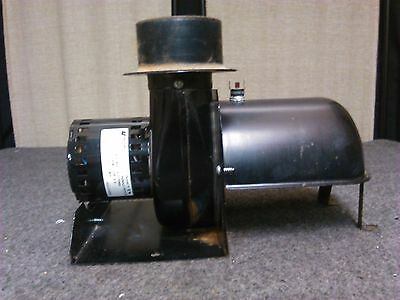 Magnetek JA1C170NS 00012400351 Water Heater Power Vent Draft Inducer Motor Used