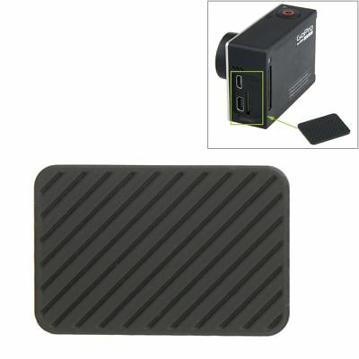 USB Side Door Cover Replacement Repair Part for GoPro Hero4 Black and Silver