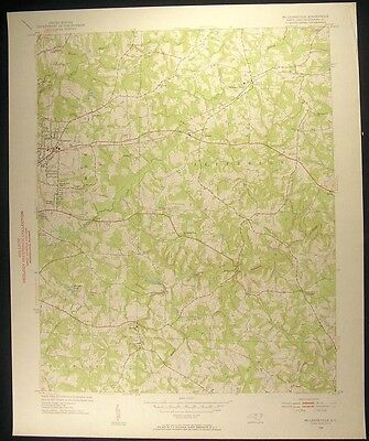 PORTOLA CALIFORNIA 1957 Original Vintage USGS Topo Map