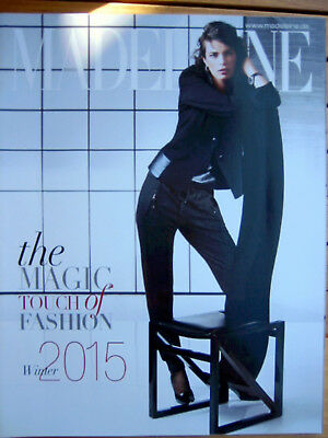 Madeleine The Magic Touch of Fashion Winter 2015