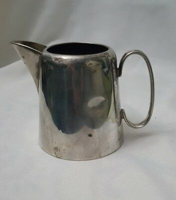 Small EPNS milk jug.
