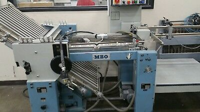 MBO T49 Folder with right angles