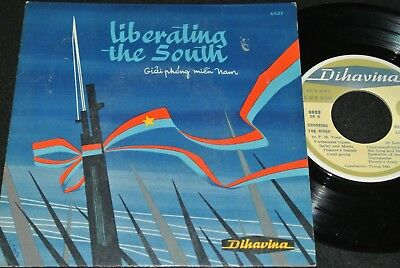 LIBERATION THE SOUTH / Vietnamese SP DIHAVINA 6603