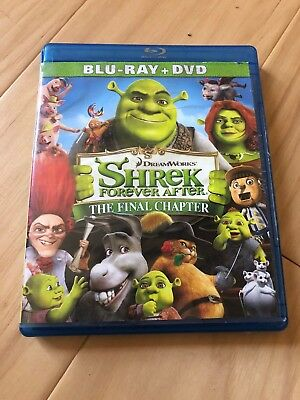 Shrek Forever After the Final Chapter [Blu-Ray] FREE SHIPPING