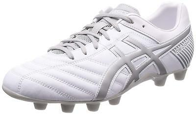 081fa6f34be ASICS SOCCER RUGBY Spike Shoes DS LIGHT WB 2 TSI754 Yellow White ...