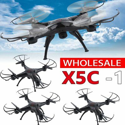 LOT 1-100 X5C-1 Explorers 2.4Ghz 4CH RC Quadcopter Drone w/HD Camera WHOLESALE S