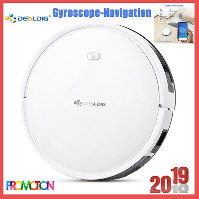ILIFE V5S Pro Saugroboter Vacuuming & Mopping Robot Vacuum White and Gold 2-in-1