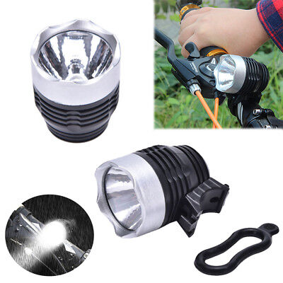 1Pc LED Rechargeable Bycicle Bike Front Light Headlight Cycling Flashlight