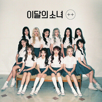 Loona - + + (First Mini Album) (A Version) [New CD] Asia - Import