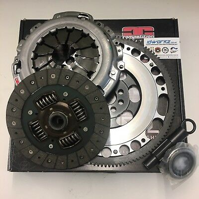 Competition Stage 1 Clutch & Ultra Light Flywheel Honda Civic Type R EP3 FN2 K20