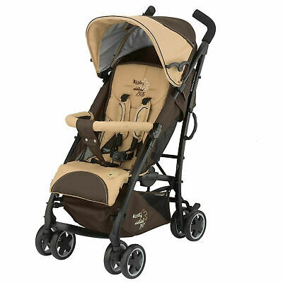 New Kiddy Dubai City N Move Pushchair Lightweight Baby Stroller Buggy