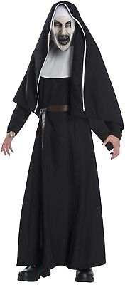 Deluxe Adults The Nun Horror Film Halloween Scary Fancy Dress Costume Outfit