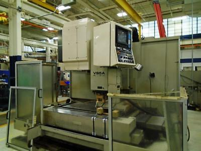 Mitsui-Seiki Model VS5A 3-Axis CNC Vertical Machining Center
