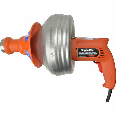 Monument SVF Super Vee Power Drain Cleaner 240v