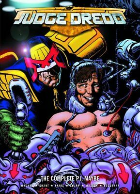 Judge Dredd: Complete PJ Maybe by Ennis, Garth Paperback Book The Cheap Fast
