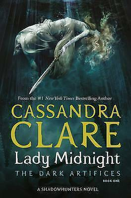 NEW >> Lady Midnight by Cassandra Clare (Paperback, 2017)